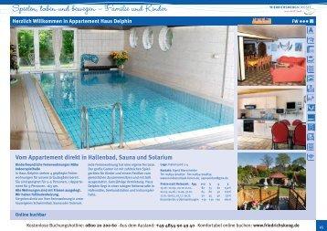 Gastgeber 2013 (PDF, 12 MB) - Friedrichskoog