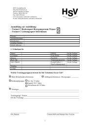 Trainer C Leistungssport Schwimmen - Hessischer Schwimm ...