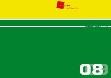 Jahresbericht 2008/2009, PDF, 2MB - visarte-zentralschweiz