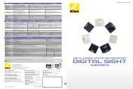 DIGITAL CAMERA SYSTEM FOR MICROSCOPY - NIS-Elements
