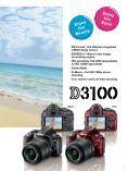 Nikon D3100 16p Brochure - Imaging Products - Nikon - Page 3
