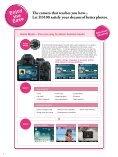 Nikon D3100 16p Brochure - Imaging Products - Nikon - Page 6