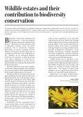 Summer 2012 Newsletter - Songbird Survival - Page 3