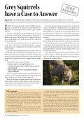 Summer 2012 Newsletter - Songbird Survival - Page 6