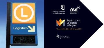 FOLLETO EXP-LOGISTICA - Camara de Comercio de Alava