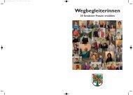 Wegbegleiterinnen - Gemeinde Senden