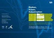 Risiken, Krisen, Katastrophen - TUM