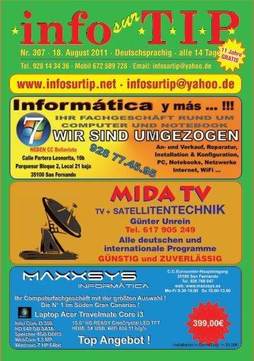 MIDA TV MIDA TV - Kanarenmarkt