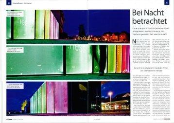 Unternehmen - Architektur - Hess AG
