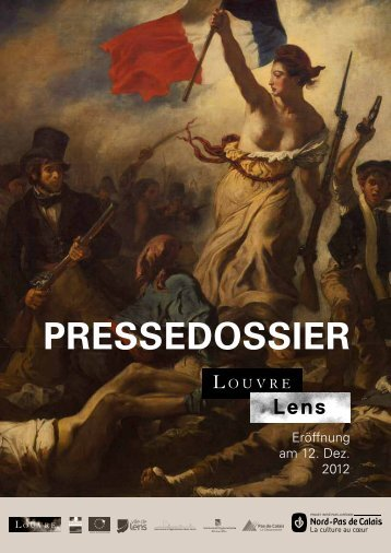 Pressedossier - INAUGURATION DU LOUVRE-LENS - Claudine ...