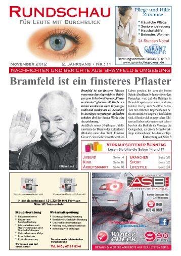 Bramfeld - Rundschau – Für Leute mit Durchblick