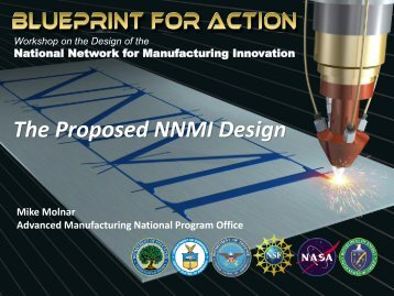 The Proposed NNMI Design and Selection Process - Manufacturing ...