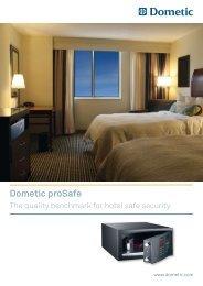 proSafe Catalogue range 1 - Dometic