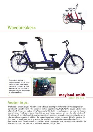 Brochures - Meyland-Smith