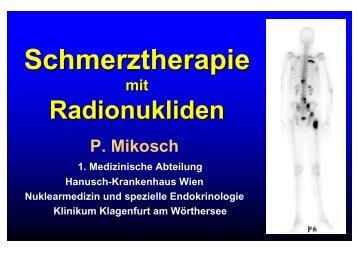 Schmerztherapie - PAINCOURSE