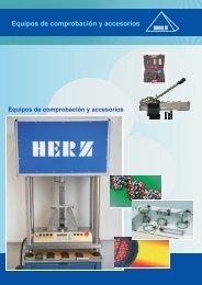 Prospekt Seite 1-ende spanisc... - Herz-GmbH