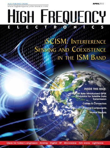 ISM BAND - High Frequency Electronics