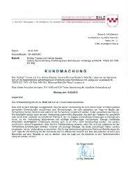 CGEMEÜNEDEAMT SILZ - Gemeinde Silz