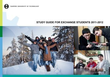 STUDY GUIDE FOR EXCHANGE STUDENTS 2011-2012