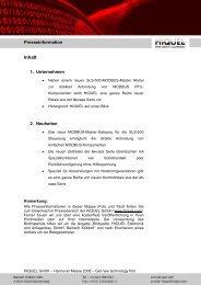 Hiquel Press Release
