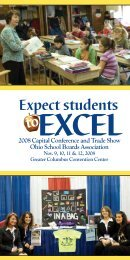 Expect students - Ohio School Boards Association