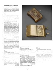 Sammlung Alexis, Graubünden - Galerie Fischer Auktionen AG