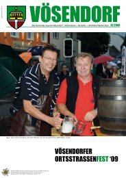 Rechnungsabschluss 2008 Ordentlicher Haushalt - Marktgemeinde ...