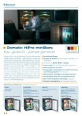 Dometic miniBars - SOGEL - Seite 6