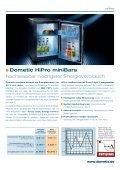 Dometic miniBars - SOGEL - Seite 7