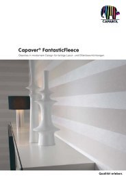 Capaver® FantasticFleece - Deutsche Amphibolin Werke