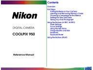 COOLPIX 950 - Nikon