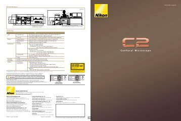 Download brochure as PDF - Nikon Instruments
