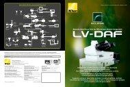 Dynamic Auto-Focus Unit for Microscope System ... - Nikon Metrology
