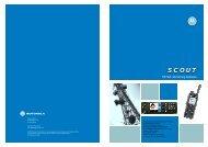 TETRA Monitoring Software - HERTZ Elektronik GmbH