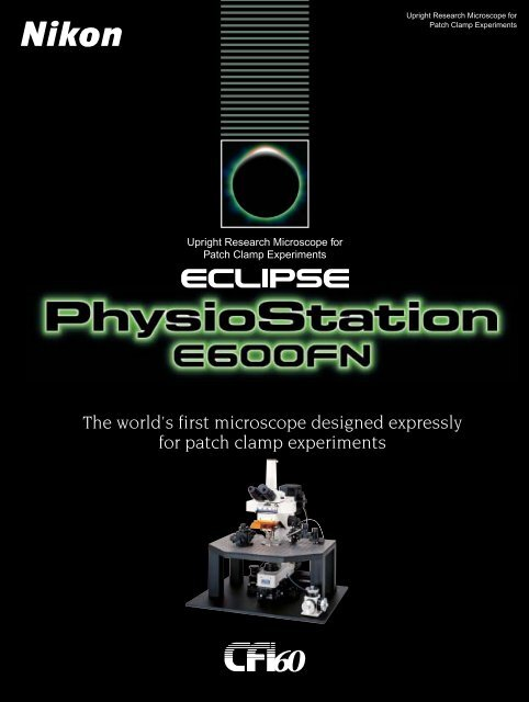 The world's first microscope designed expressly for     - OpticApp com