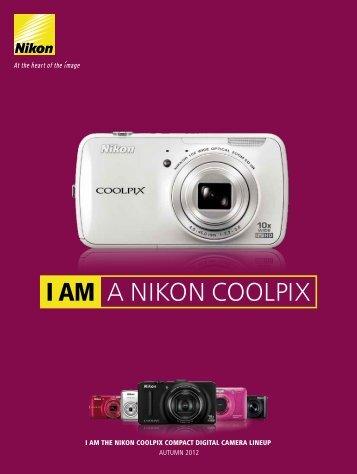 I AM A NIKON COOLPIX - Nikon Europe