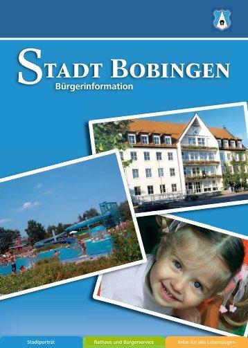 Stadt Bobingen - inixmedia