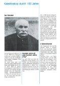 Festschrift zum 100. jährigen Jubiläum der Metzgerei Krämer - Page 6