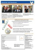 Gilchinger BankNews 03/2008 - Raiffeisenbank Gilching eG - Seite 4