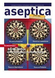 Ausgabe 3/2001 - aseptica