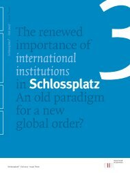 Schlossplatz3 Nr.3 - Hertie School of Governance