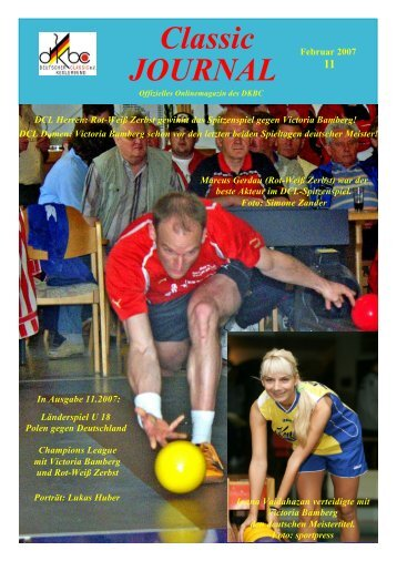 Classic-Journal Feb. 11/2007 - HKBV