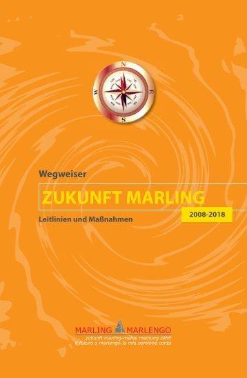 Zukunft Marling 2008 - 2018