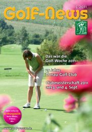 Download - Donau Golf Club Passau-Raßbach e.V.
