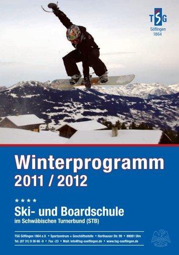 Snowboard-Kurse - soeflinger-kuss.de
