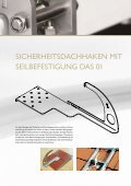 SICHerHeIt In Allen HöHen. ProduktPAlette. - CAVA Halbfabrikate AG - Seite 3