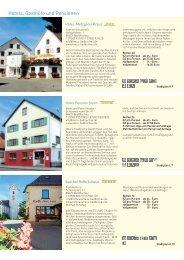 zum Gastgeberverzeichnis - Stadt Bad Buchau