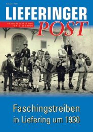 2012-1 Lieferinger Post - Stadt Salzburg