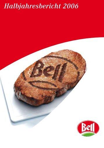 Detail Anlagen (zu Nettobuchwert) - Bell AG