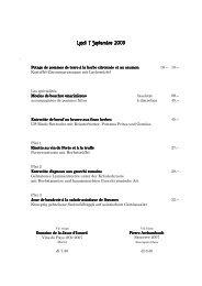 Lundi 7 Septembre 2009 - Brasserie Lipp